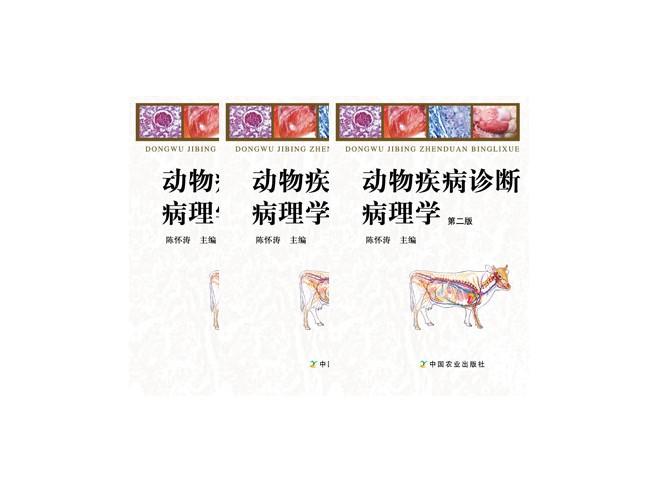 动物疾病诊断病理学 第二版